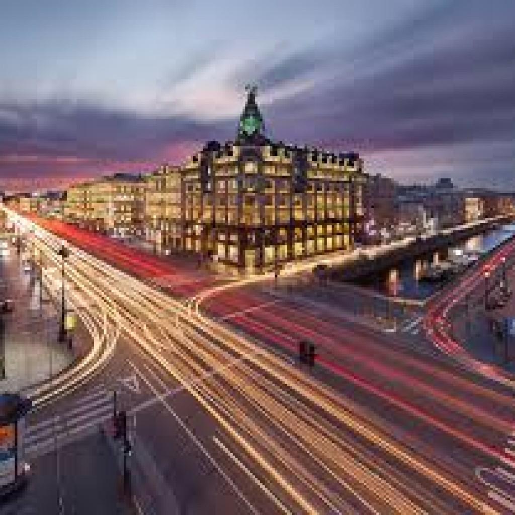Пункты доставки Avon Санкт-Петербург
