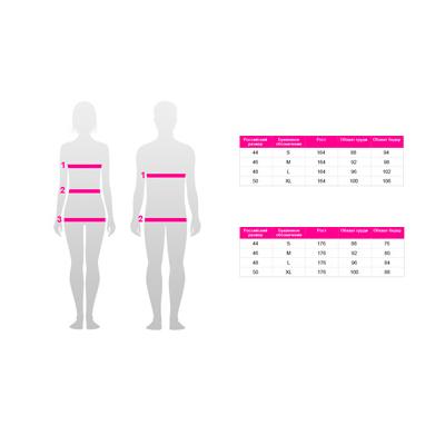 Таблица размеров женской одежды Avon