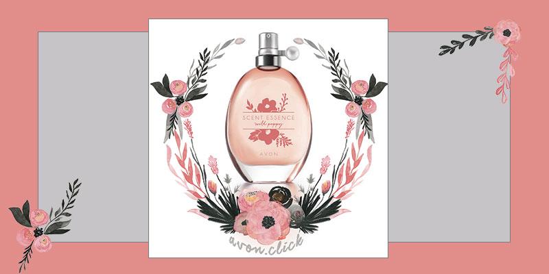 Scent Essence — Wild Poppy Avon