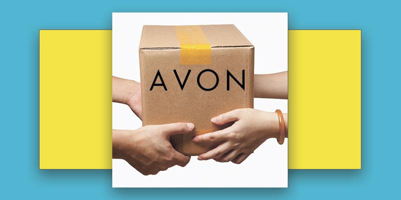 Как получить заказ Эйвон через пункт выдачи «Связной»?